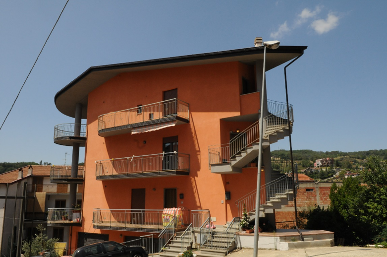Architectural & Structural Design for Residential Building Apartments – Acri (CS) Italy