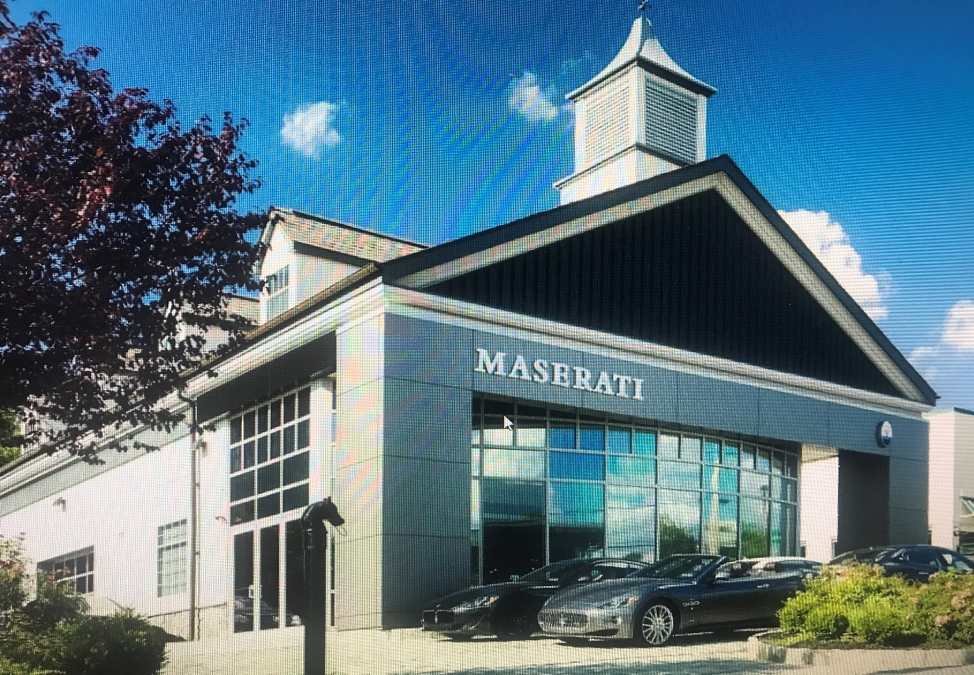 Detailing for structural & miscellaneous steel – Maserati of the Main Line – Warehouse renovation – Devon (PA) USA