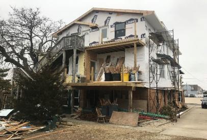 Progetto di  Ampliamento e Ristrutturazione – Sposato House – Ventnor (NJ) Usa