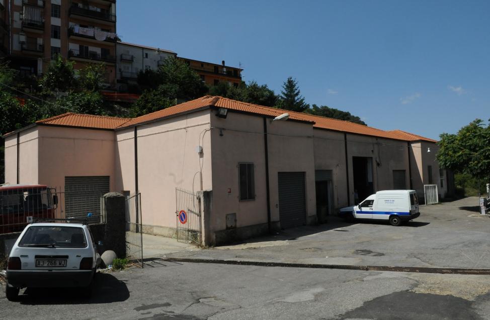 Progetto Architettonico e strutturale & Direzione Lavori per la ristrutturazione di una struttura adibita a servizi comunali – Acri (CS) Italia