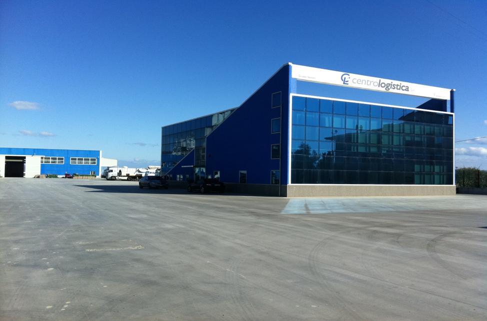 Progetto Architettonico e Strutturale, Direzione Lavori – Centro logistica Srl